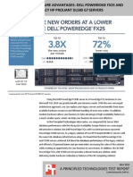 Converged architecture advantages