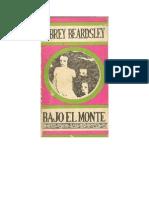 Aubrey Beardsley - Bajo el monte.pdf