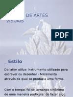 AULA História Das Artes Visuais I Historia Da Arte