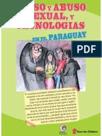 ACOSO Y ABUSO SEXUAL Y TECNOLOGIAS EN EL PARAGUAY - GI - PORTALGUARANI