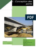 Mini Projet Concep_ponts