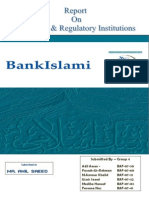 Report on Bank Islami