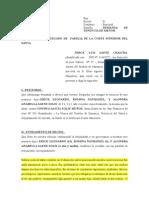 DEMANDA DE TENENCIA