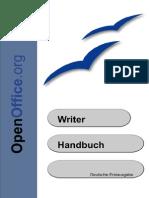 OpenOffice Writer - Handbuch