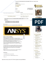 Download Ansys Products
