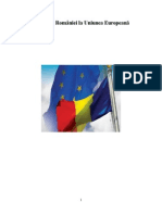 Aderarea României La Uniunea Europeană