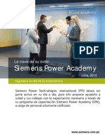 Syllabus - Siemens Power Academy