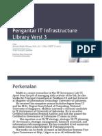 Pengantar ITIL v3 Muki