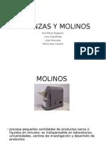 Balanzas y Molinos