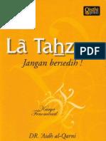 La Tahzan Jgn Bersedih pdf ZEES