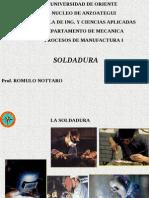 1era Clase Soldadura