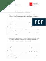 Sistema Diédrico_Ejercicios