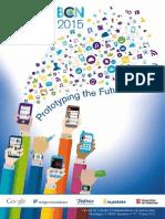 GEN Summit 2015 Programme - Compact Version (Low Res)