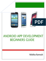Android App Development - A Beginners Guide