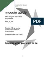 HND_UG Module Guide Engineering