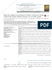 Molecular Profile of Microbiota (7)