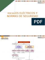 Riesgos Electricos y Normas de Seguridad