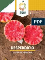 Revista Ideias na Mesa - Desperdício de Alimentos