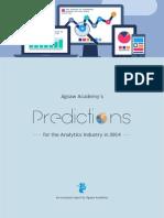 JA Prediction2014 Report