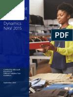 Microsoft Dynamics NAV 2015