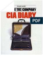 Philip Agee Inside the Company CIA Diary