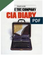 Philip Agee Inside the Company CIA Diary