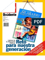 410 Revista Occidente agosto de 2011