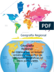 Geografía Regional
