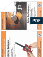 Guitar Classes Flier