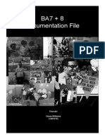 BA8 Documentation File