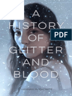 A History of Glitter and Blood (Excerpt)