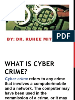 Internet Crime and Punishment