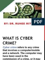 Internet Crime and Punishment