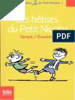 40 Les Bêtises Du Petit Nicolas