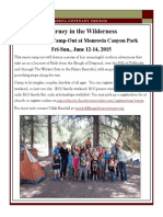 Newsletter - June 2015