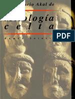 Sainero Ramon - Diccionario Akal de Mitologia Celta (Incompleto Google Books)