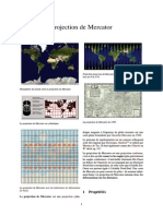 Projection de Mercator