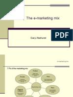 e Marketing Mix