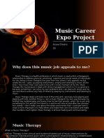 music career expo project final
