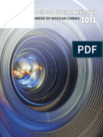 Cine Mexicano Anuario_2013