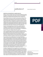 Diagnosis and Classification of Diabetes 2014