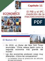 PIB e IPC