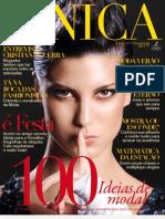 Revista Moda Unica - Novembro'09