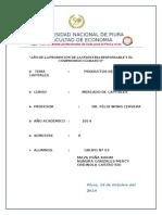 Tema 3 - Productos Del Mercado de Capitales