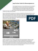 Juega A Clash Of Kings On line Gratis En Browsergames.es