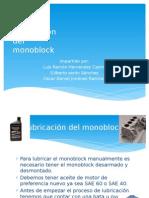 Lubricación.pptx de Monobloock