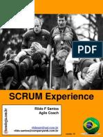Scrum Experience [O Tutorial SCRUM] v15