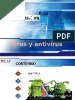 Trabajo de Virus y Antivirus