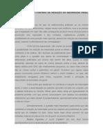 Prós e Contras Da Redução Da Maioridade Penal No Brasil