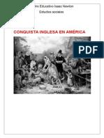 Colonizacion Inglesa
